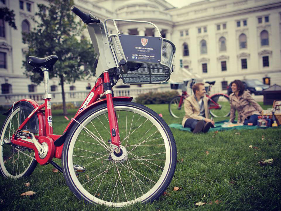 B-cycle Bike Share